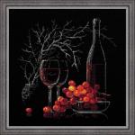 """Набор для вышивания """"Натюрморт с красным вином"""" """"Риолис"""""""