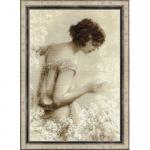 """Набор для вышивания """"Старая фотография. Письмо"""" """"Риолис"""""""