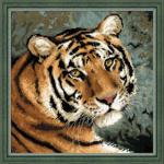 """Набор для вышивания """"Амурский тигр"""" """"Риолис"""""""