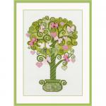 """Набор для вышивания """"Дерево счастья"""" """"Риолис"""""""