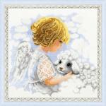 """Набор для вышивания """"День ангела"""" """"Риолис"""""""