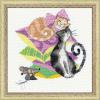 """Набор для вышивания """"Кошки-мышки"""" """"Риолис"""""""