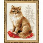 """Набор для вышивания """"Кошка домашняя"""" """"Риолис"""""""