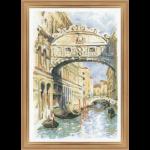 """Набор для вышивания """"Венеция. Мост вздохов"""" """"Риолис"""""""