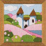 """Набор для вышивания """"Розовый сад"""" """"Риолис"""""""
