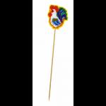 """Набор для вышивания """"Украшение для цветов Петушок на палочке"""" """"Риолис"""""""