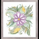 """Набор для вышивания """"Прекрасный цветок"""" """"Риолис"""""""