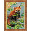 """Набор для вышивания """"Красная панда"""" """"Риолис"""""""