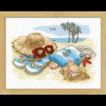"""Набор для вышивания """"Отдых на море"""" """"Риолис"""""""