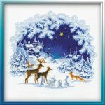 """Набор для вышивания """"Рождество"""" """"Риолис"""""""