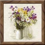 """Набор для вышивания """"Полевые цветы"""" """"Риолис"""""""