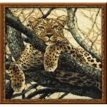 """Набор для вышивания """"Леопард"""" """"Риолис"""""""