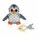 """Набор для бисероплетения """"Пингвинёнок с рыбкой"""" """"Риолис"""""""