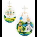 """Набор для бисероплетения """"Яйцо Церквушка"""" """"Риолис"""""""