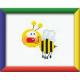 """Набор для вышивания """"Пчелка"""" """"Риолис"""""""