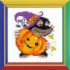 """Набор для вышивания """"Happy Halloween"""" """"Риолис"""""""