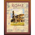 """Набор для вышивания """"Города мира. Рим"""" """"Риолис"""""""