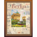 """Набор для вышивания """"Города мира. Берлин"""" """"Риолис"""""""