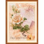 """Набор для вышивания """"Письма о любви. Роза"""" """"Риолис"""""""
