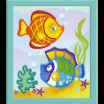 """Набор для вышивания бисером """"Морские рыбки"""" """"Риолис"""""""