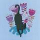 """Набор для вышивания CBE9006 """"Кошка"""" """"RTO"""""""