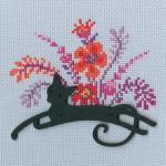 """Набор для вышивания CBE9007 """"Кошка"""" """"RTO"""""""