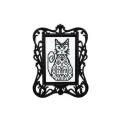 """Набор для вышивания с декоративной рамкой """"Ажурная кошка"""" """"RTO"""""""
