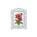"""Набор для вышивания с декоративной рамкой """"Лилия"""" """"RTO"""""""