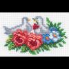 "Набор для вышивания H118 ""Тема любви"" ""RTO"""