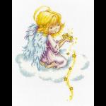 """Набор для вышивания """"Звёздный ангел"""" """"RTO"""""""