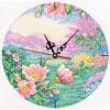 "Набор для вышивания Часы ""Цветущий сад"" ""RTO"""
