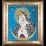 """Набор для вышивания """"Остробрамская Икона Божией Матери"""" """"Thea Gourverneur"""""""