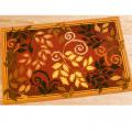 """Набор для вышивания Коврик """"Осенние листья"""" 75х50см """"Vervaco"""""""
