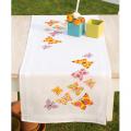"""Набор для вышивания Дорожка """"Бабочки"""" 40х100см """"Vervaco"""""""
