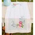 """Набор для вышивания Дорожка """"Красота розовых цветов"""" 40х100см """"Vervaco"""""""