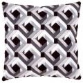"""Набор для вышивания Подушка """"Черно-белые квадраты"""" 40х40см """"Vervaco"""""""