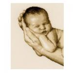 """Набор для вышивания """"Младенец на руках"""" """"Vervaco"""""""