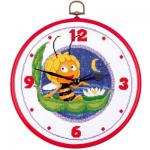 "Набор для вышивания Часы ""Пчелка Майя"" ""Vervaco"""