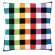 """Набор для вышивания Подушка """"Цветные квадраты"""" 40х40см """"Vervaco"""""""