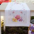 """Набор для вышивания Дорожка """"Красочные цветы"""" 40х100см """"Vervaco"""""""