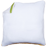 """Обратная сторона подушки без молнии белая 45х45см """"Vervaco"""""""