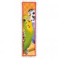 """Набор для вышивания Закладка """"Волнистые попугайчики"""" """"Vervaco"""""""