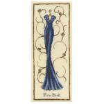 """Набор для вышивания """"Элегантное синее платье. Нью-Йорк"""" """"Vervaco"""""""
