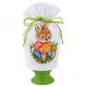 """Набор для вышивания Чехольчик для яйца """"Крольчонок"""" """"Vervaco"""""""