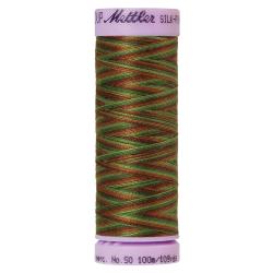"""Нить для машинного квилтинга цв. 9822 """"Silk-Finish Multi Cotton 50"""" 100м """"Amann group Mettler"""" (Германия)"""