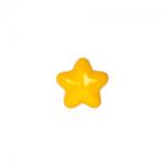 "Пуговицы ""Морская звезда"" желтые 15мм 12шт. ""Gamma"""