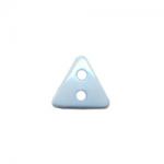 """Пуговицы """"Треугольник"""" бл голубые 6мм 12шт. """"Gamma"""""""