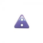 """Пуговицы """"Треугольник"""" лиловые 6мм 12шт. """"Gamma"""""""