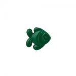 """Пуговицы """"Рыбка"""" зеленые 14мм 12шт. """"Gamma"""""""