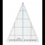 """Треугольник для пэчворк с углом 45 24х20см QRL-08 """"Gamma"""""""